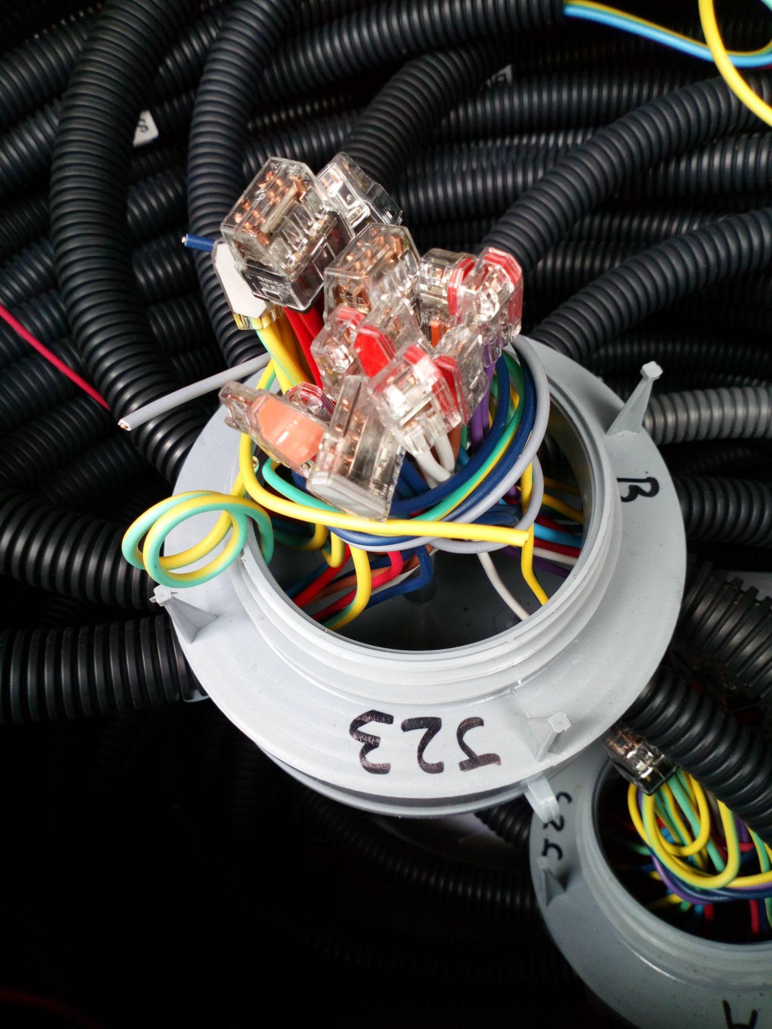 La pieuvre électrique